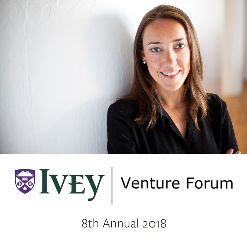 Alyssa Furtado - Speaker Announcement - Ivey Venture Forum 2018.jpg