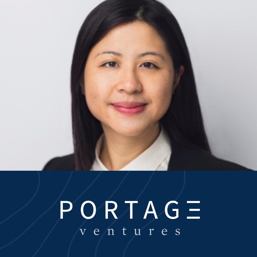 Stephanie Choo Portage3 Ivey Venture Forum.png