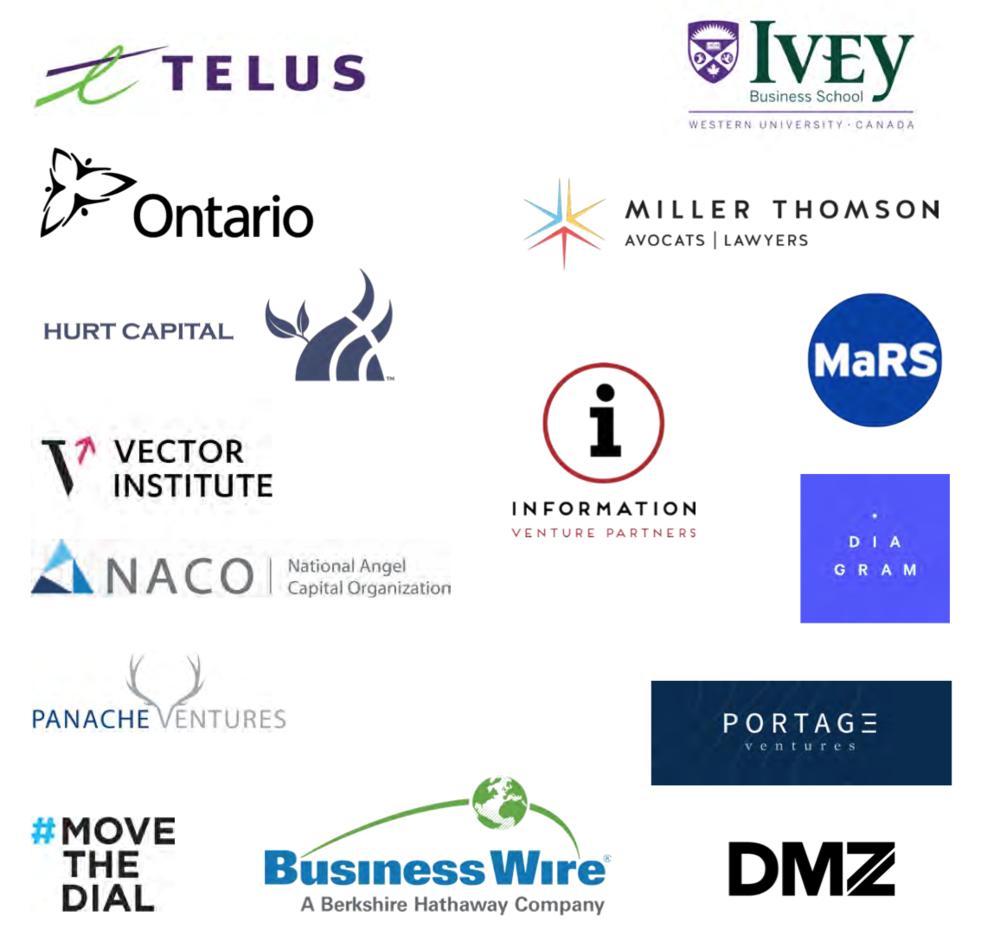 Ivey Venture Forum Partners