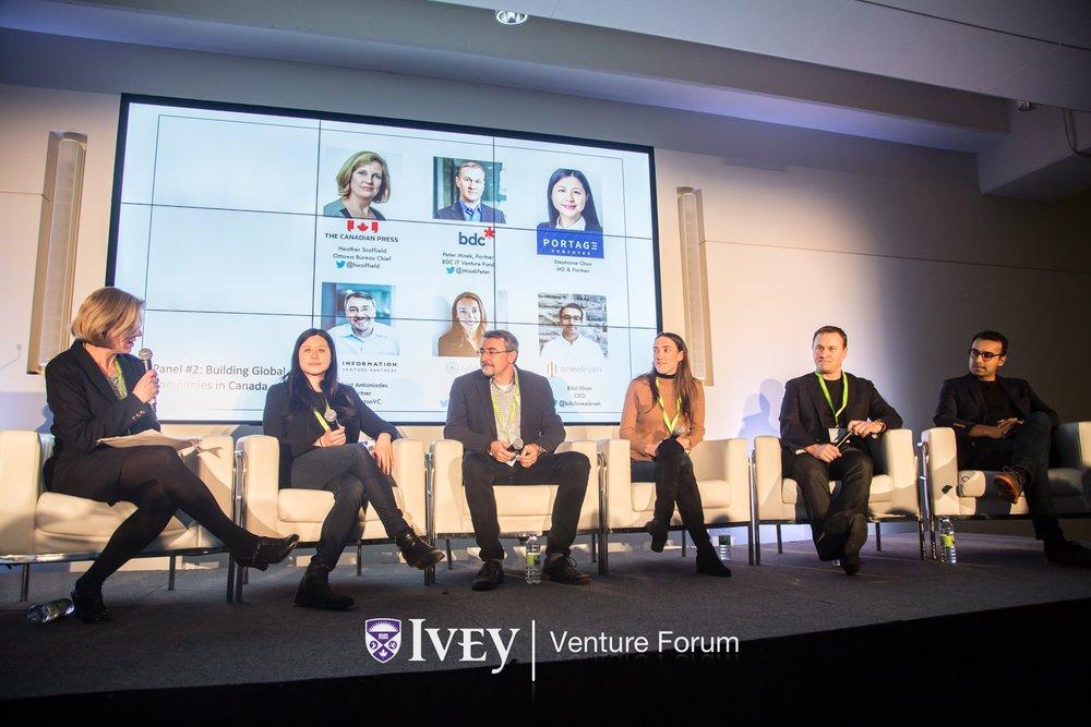Heather Scoffield Ivey Venture Forum Building Global Companies in Canada.jpg