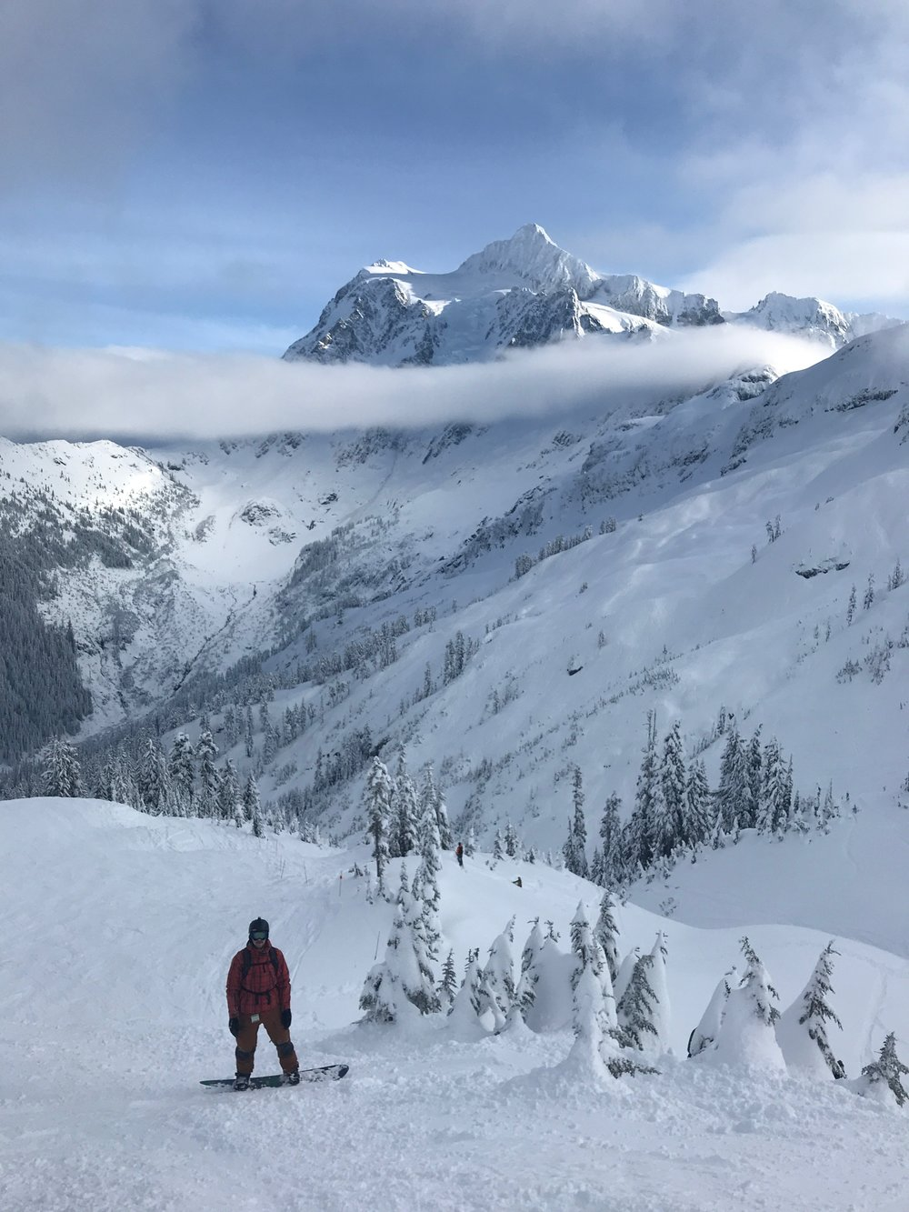 Mt Baker Ski Area