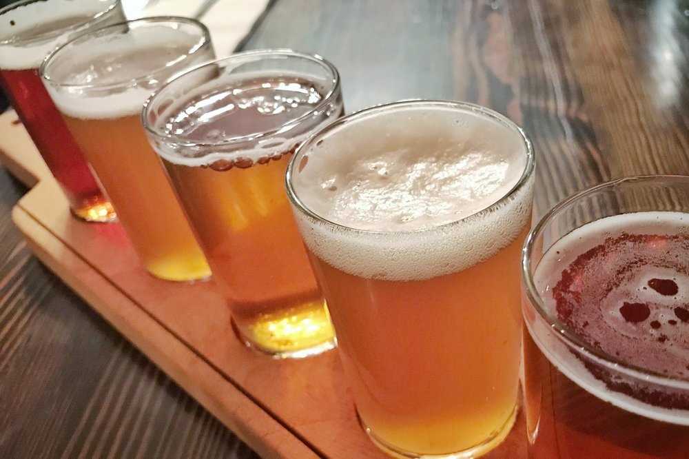 Seattle Craft Brewery Tour