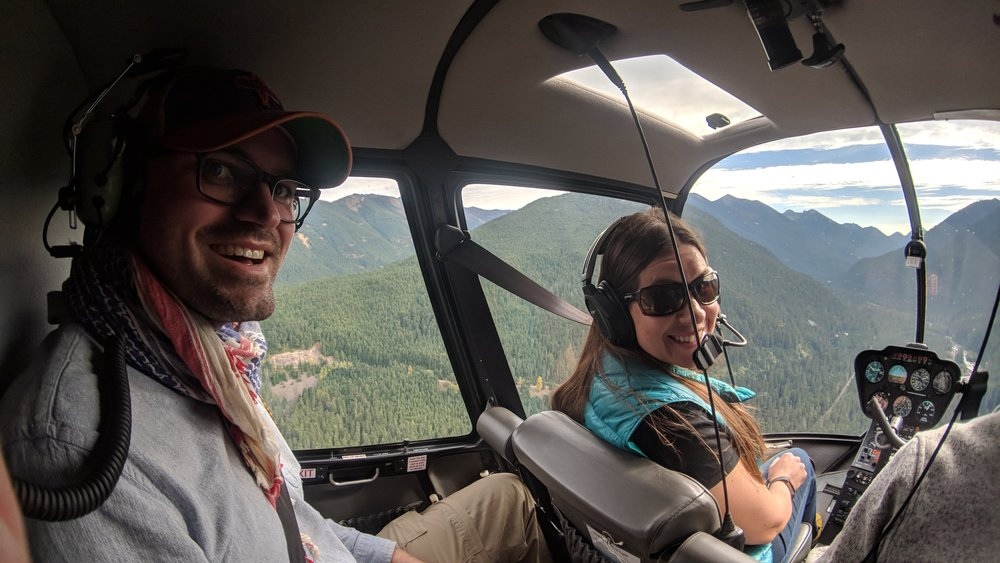 Mt. Rainier Helicopter Flight & Hiking Tour - Only Available Here!