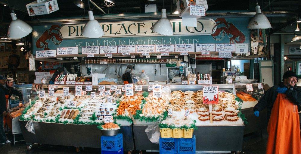 Explore Pike Place Market -