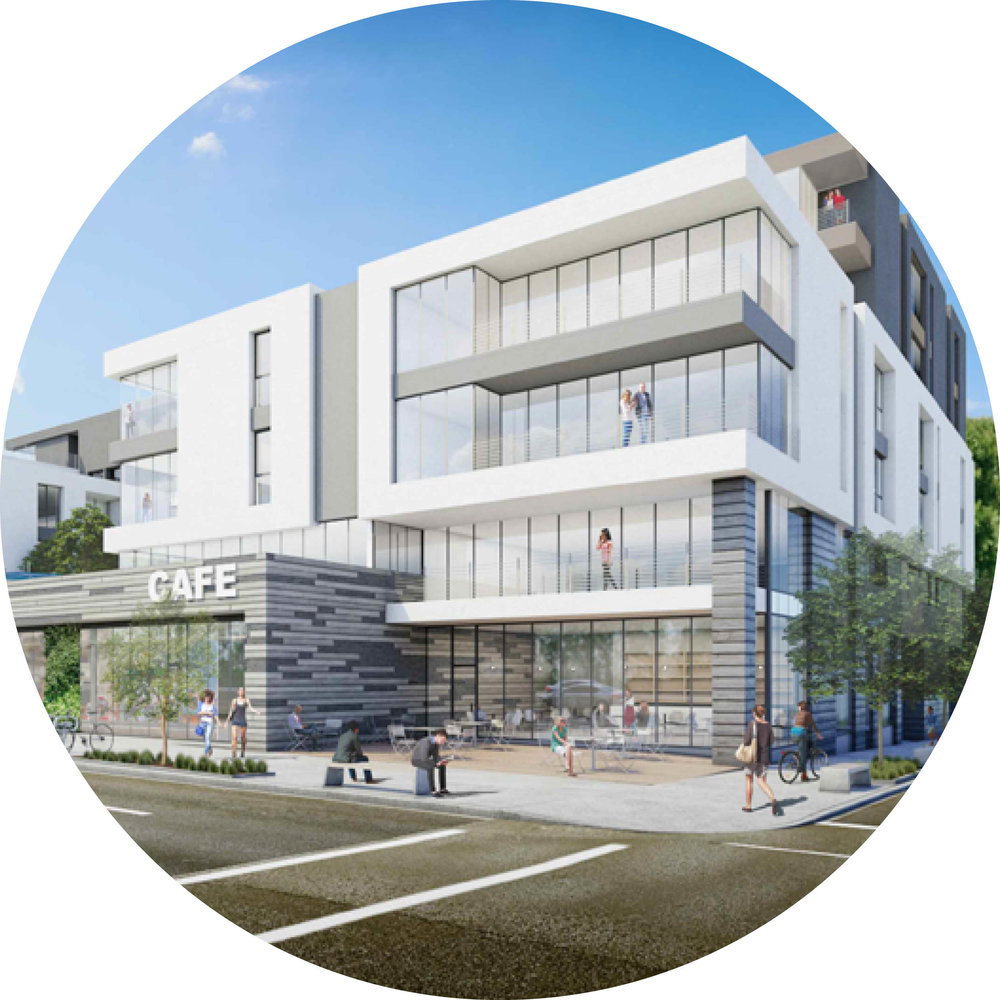 4850 HOLLYWOOD BLVD   - XX Units, XXXX SF of Commercial Space, Outreach to Council District 13 and the Los Feliz Neighborhood Council.
