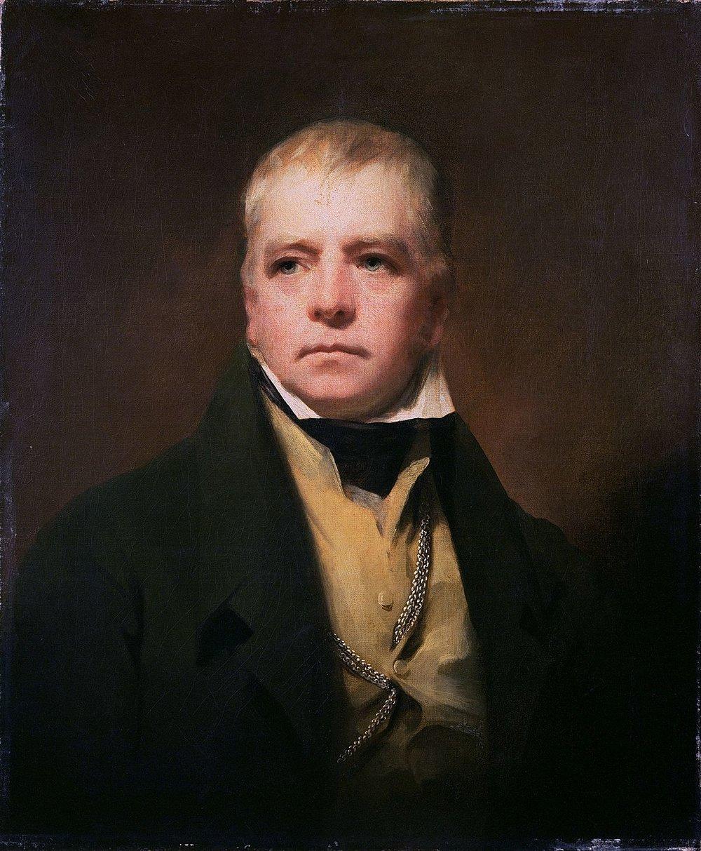Sir Walter Scott (1771-1832)