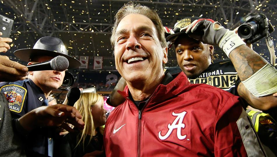 Nick Saban Moves Forward - College football's best coach adapts to thriveHonored in FWAA Best Writing Contest