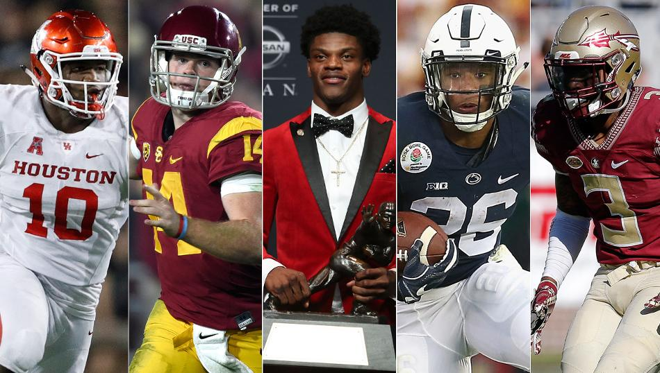 TOp 130 Players in College Football - A preseason guide to the nation's top returning stars