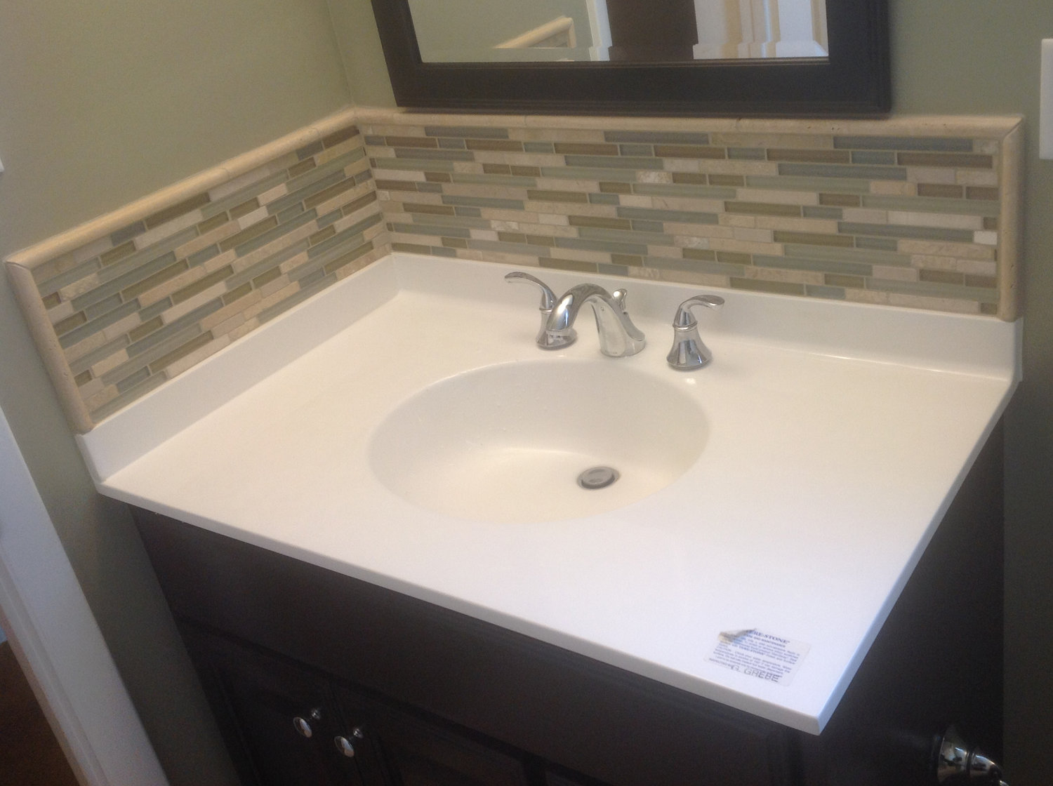 Sheridan Construction - Bathroom remodel wilmington de