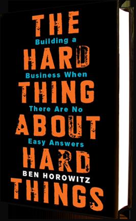 Author: Ben Horrowitz