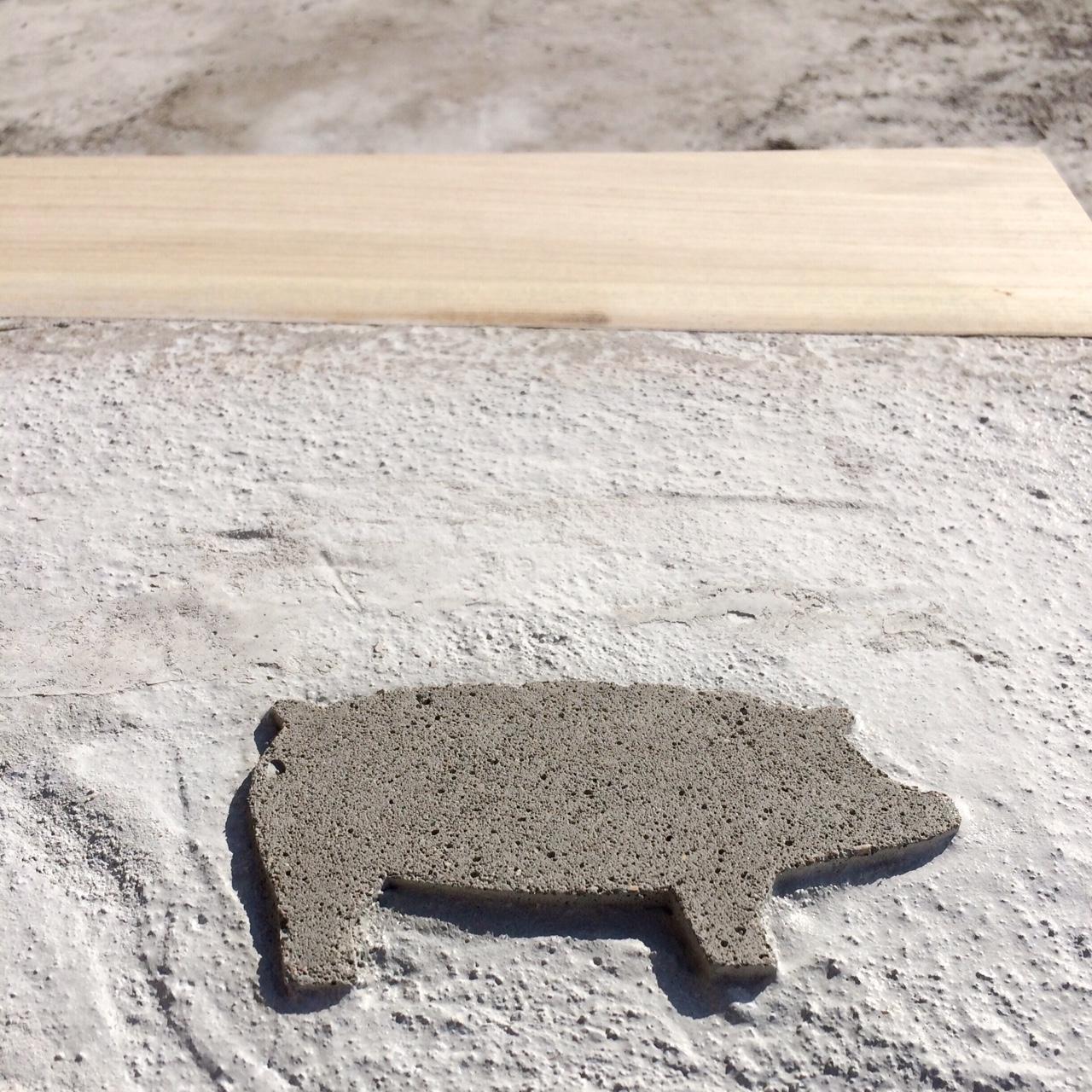 ConcretePig