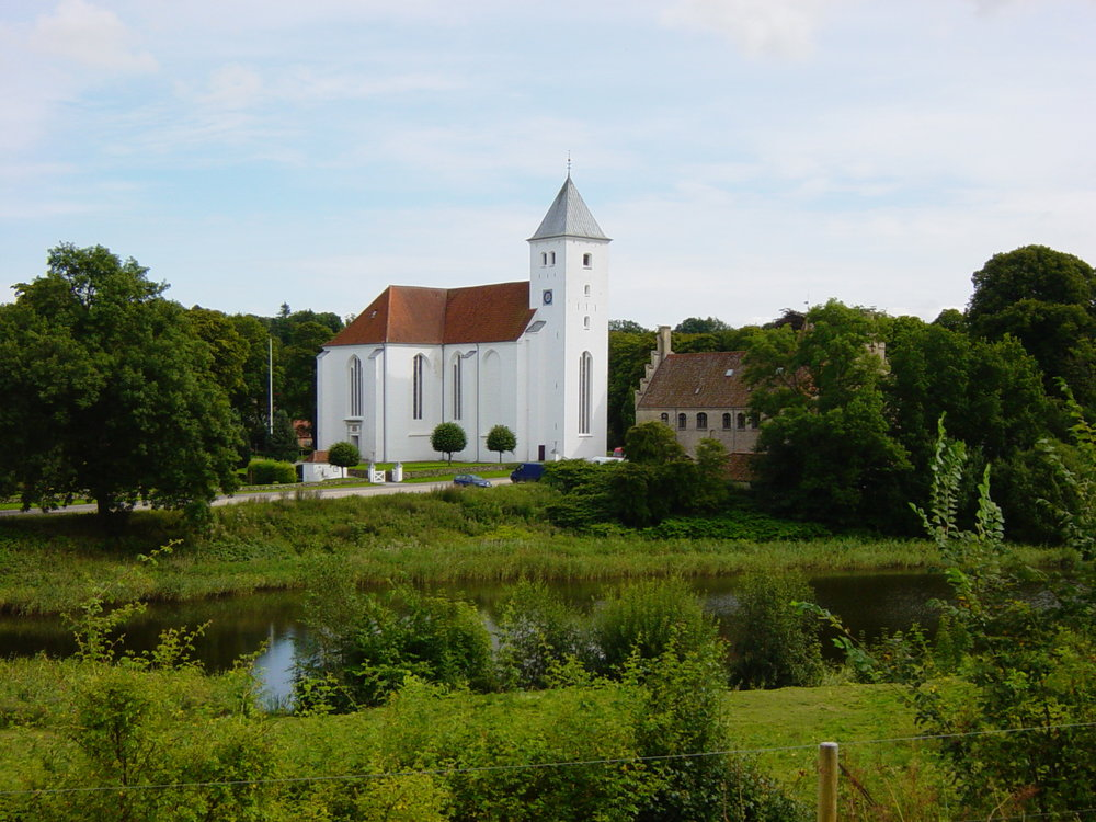Mariager Church, Denmark
