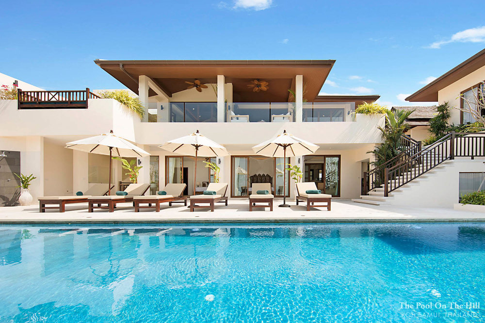How to rent a villa in Thailand? Villa-hunting tip #1: As you start your search for a villa in Thailand, make sure to look for areas with sun and shade.