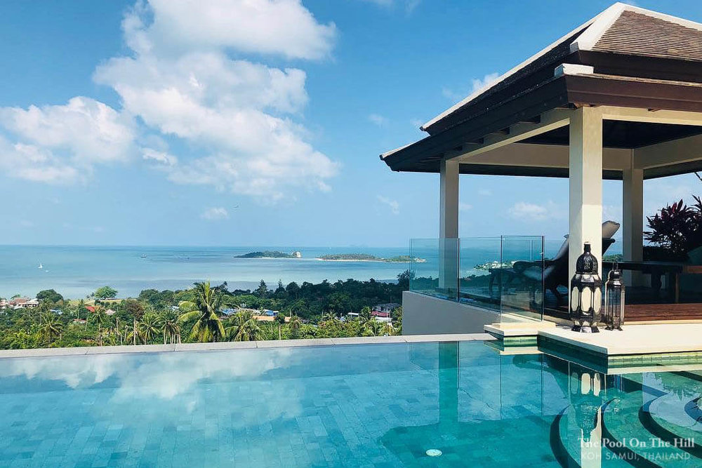 How to rent a villa in Thailand? Hillside vs mountainside Thai villas pros and cons