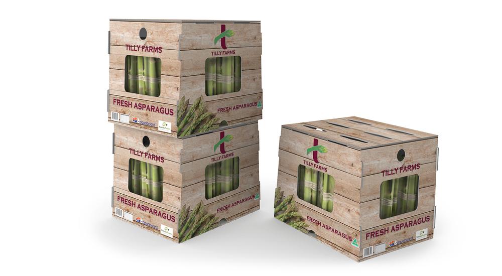 Asparagus Box