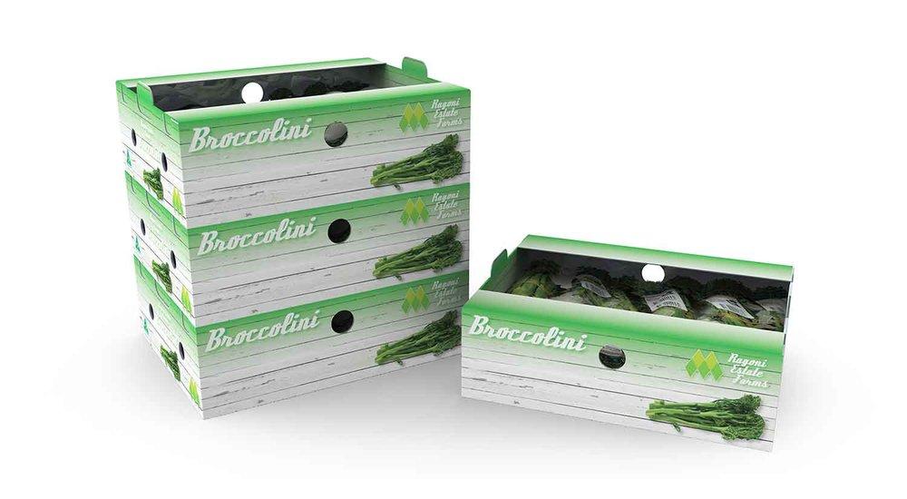 Broccolini Carton
