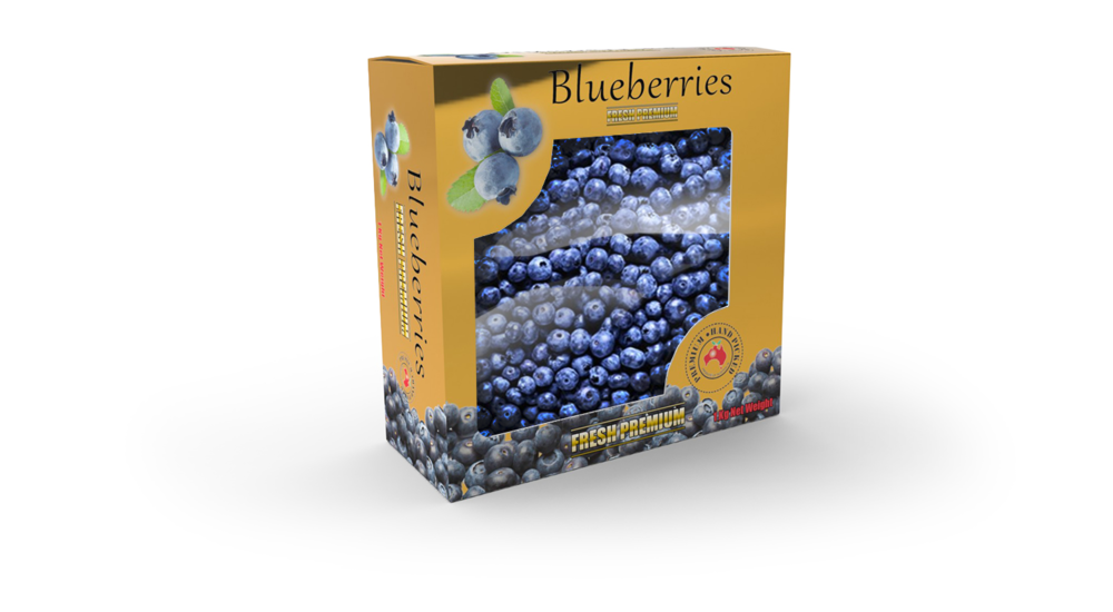Blueberry Carton