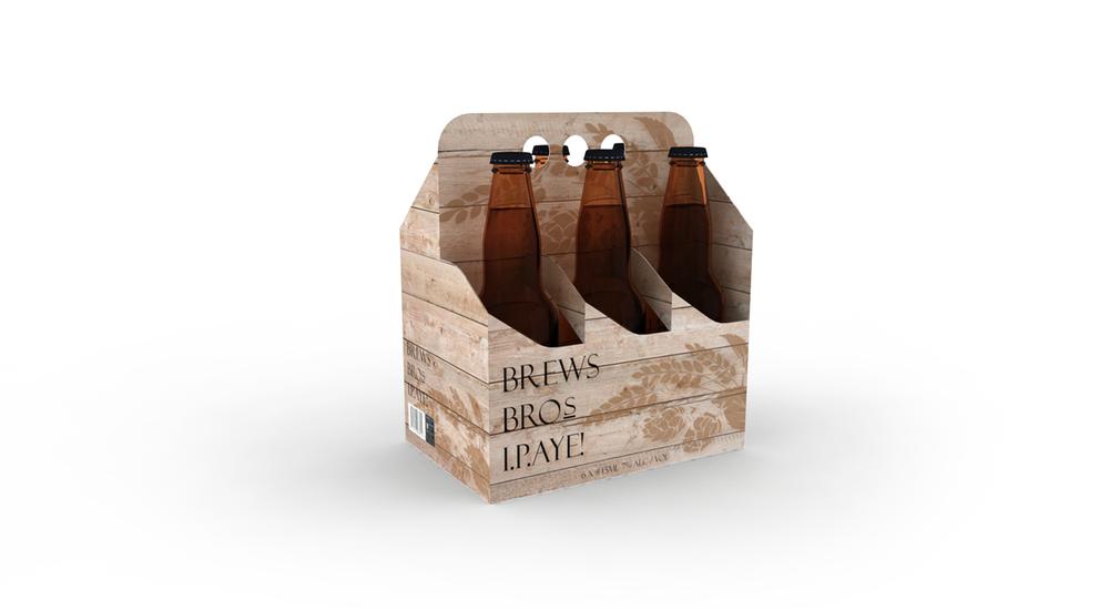6 Bottle Carry Pack