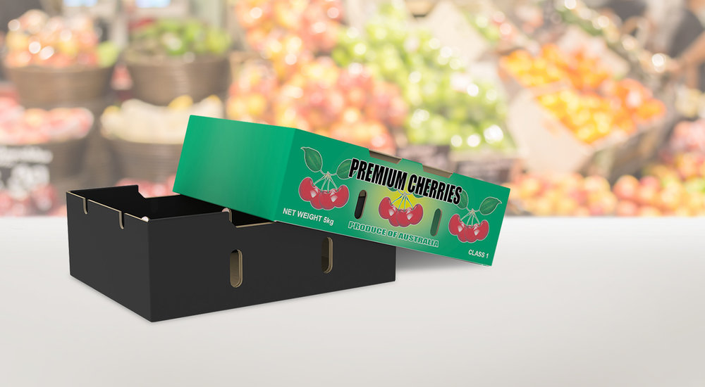 Fruit & Product Cardboard Packaging & Boxes - New Zealand