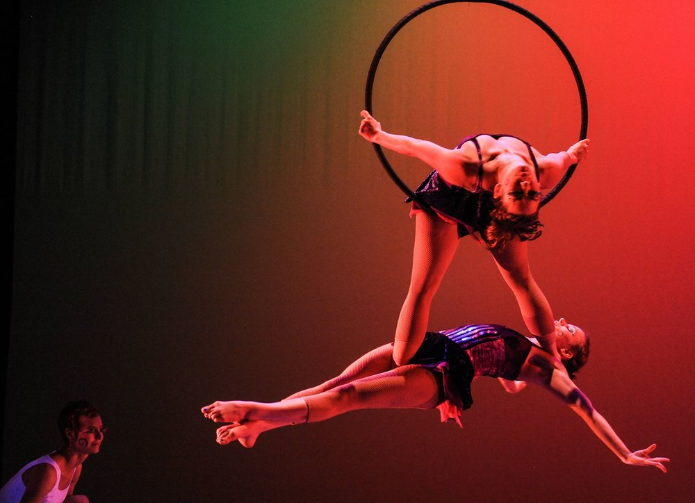 aerial acrobatics-circus-asheville-training