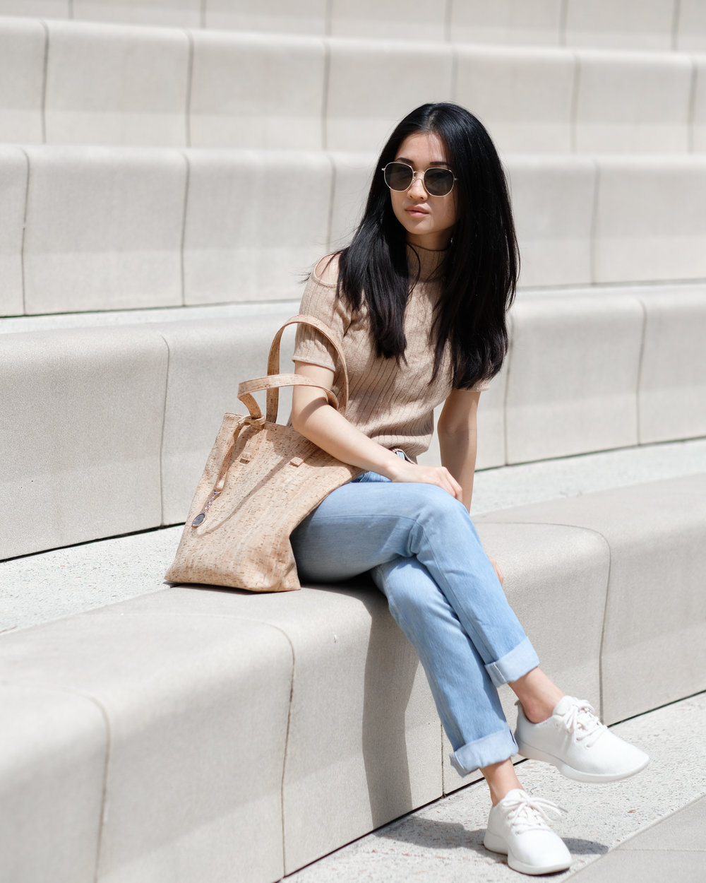 Eco Fashion Blogger Creative Kaméa Chayne @kameachayne