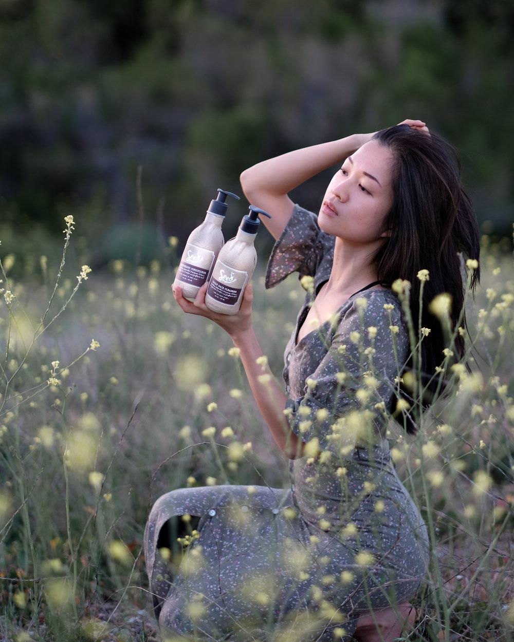 Seed Phytonutrients x Eco Lifestyle Blogger Kaméa Chayne @kameachayne