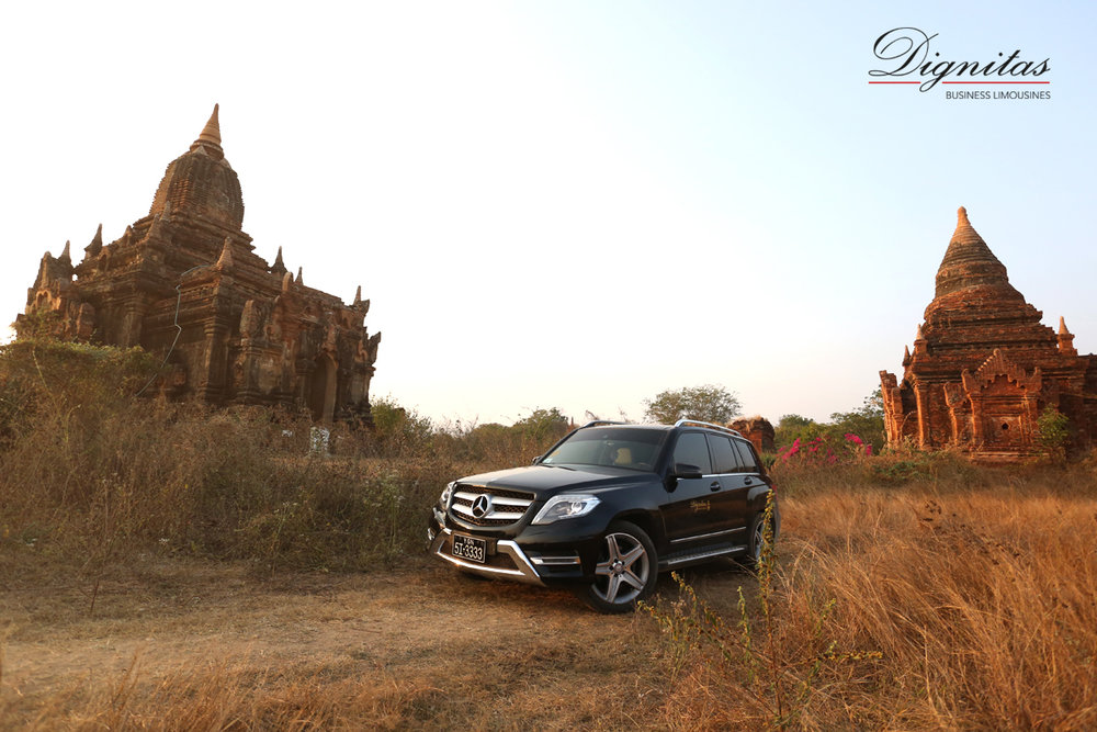 TRANSPORTATION - Car rental services and transport packages within Myanmar.In partnership with Dignitas Limousines