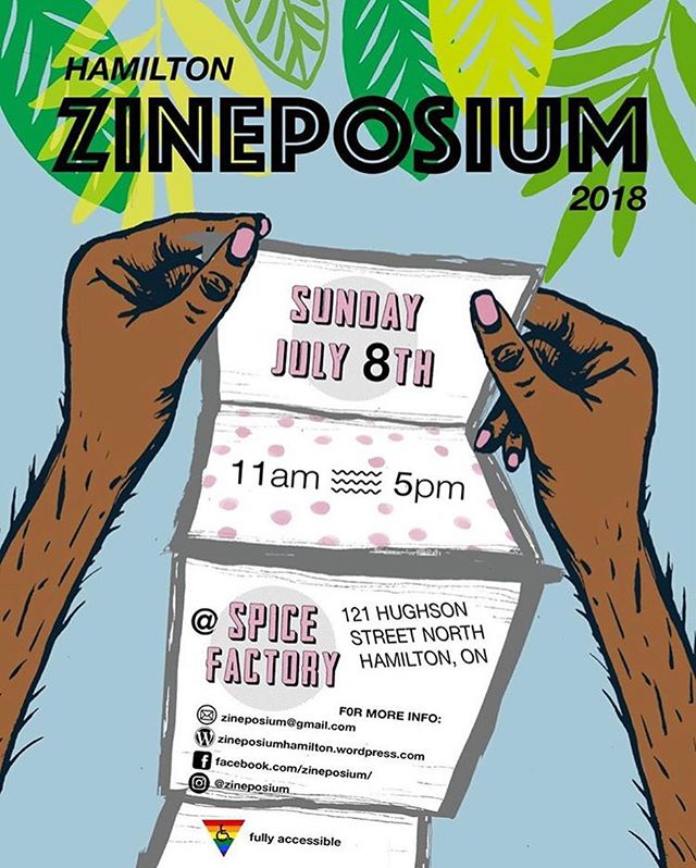 Just TICKLED to be participating in Hamilton's @zineposium this Sunday at the Spice Factory. We will have issues of 002, a *very limited supply* of 001 available & one of our editors @ariel.tif will also have some of her own tiny zines for leafing through. Hope to see you there! 👒 . . . . . . . . . . #hamont #hamiltonzineposium #landscapephotography #landscape #photography #filmphotography #filmisnotdead #filmcamera #photographer #filmphotographic #filmphoto #35mm #120mm #zine #callforsubmissions #solecism #photozine #zineposium #zinefair #photograph #filmfan #analogphotography #analogfeatures #analogfilm