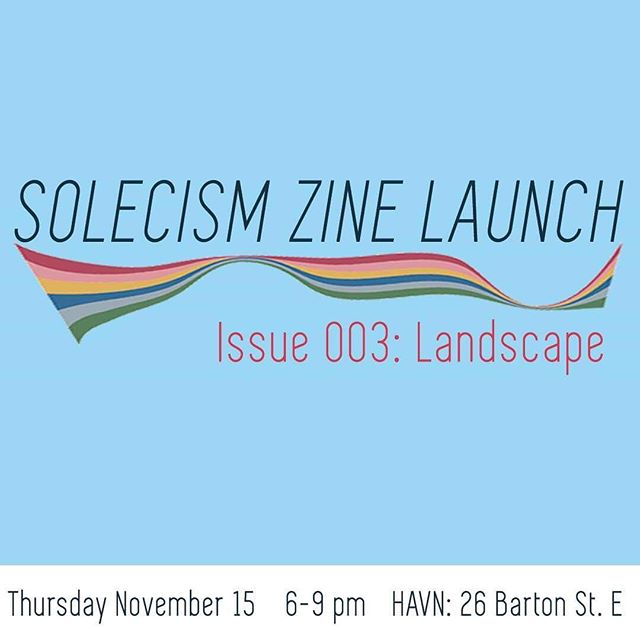 Hunnies everywhere: it's been a really busy autumn but we're finally ready to celebrate the release of the new landscape issue! Please join us at @havnode on Nov. 15 from 6-9 - there will be zines, treats, fine tunes & friendly faces — maybe even a DIY photo booth?!? 🎞📷📷📸 hope to see you !!! ⁣ ⁣ ⁣ 🌟HAVN strives to be a safe and inclusive space. No racism, sexism, queer/transphobia, or violence will be tolerated. HAVN is three steps to the main floor, the bathroom is located on the main floor and is gender neutral🌟⁣ ⁣ #hamont #zine #photozine #35mm #film #filmisnotdead #120mm #havnode #istillshootfilm #photographer #photography #photoclub #analogphotography #analogfeatures #landscapephotography #zinelaunch #zinelibrary