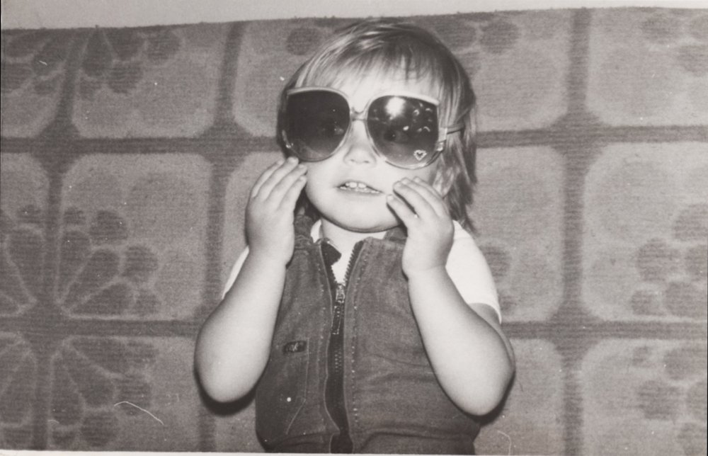 Aldona B's passion for fashion started early.