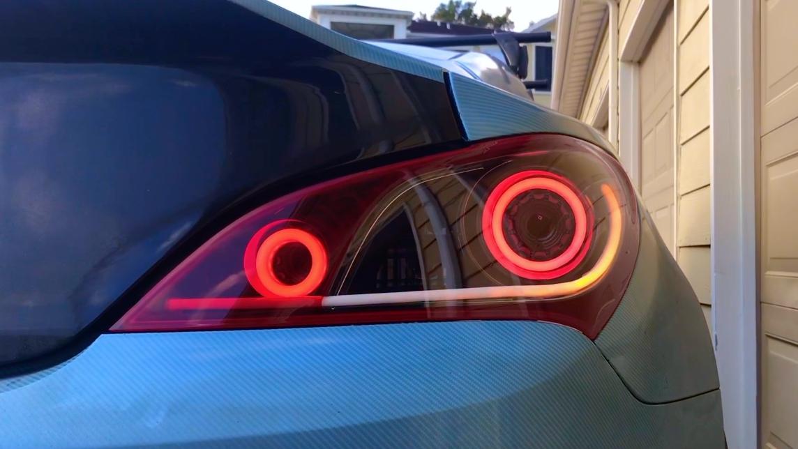 Ronan Tail Lights — NTXGlow