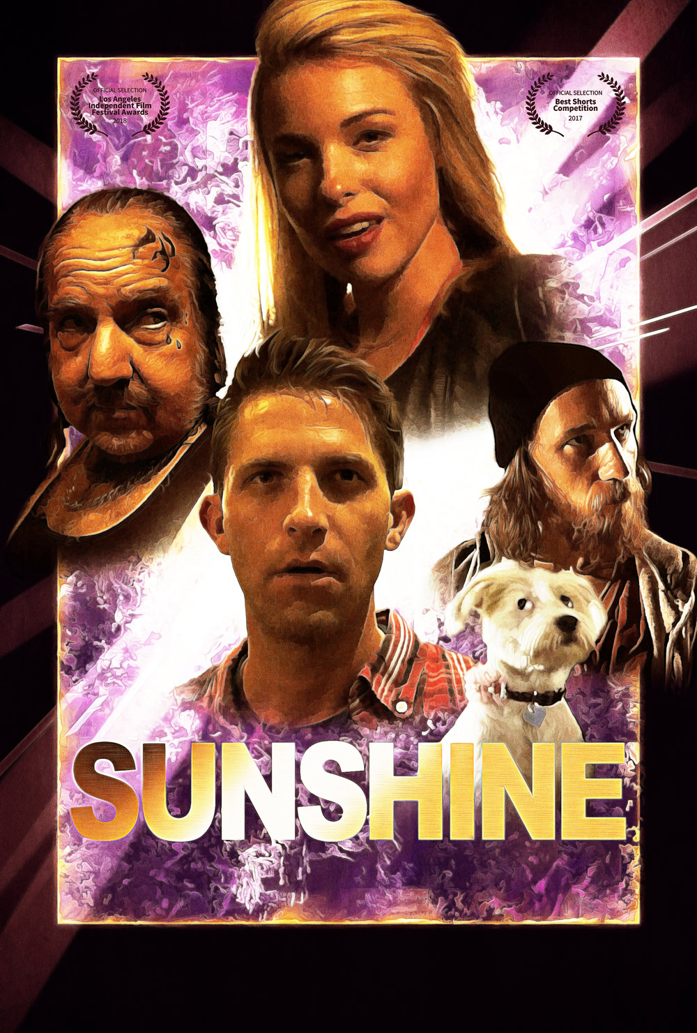 SUNSHINE MOVIE POSTER - two laurels.jpg