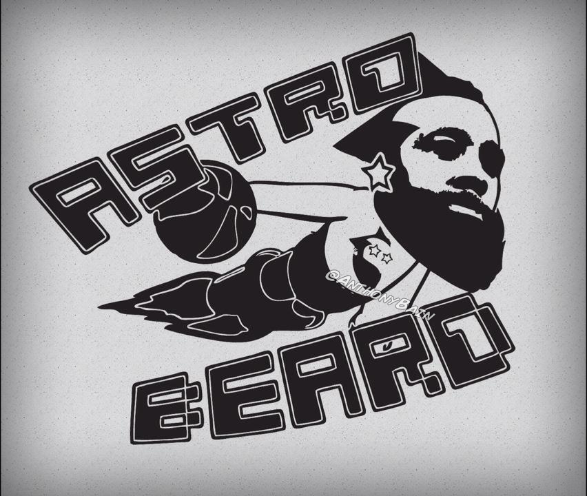 Astro Beard