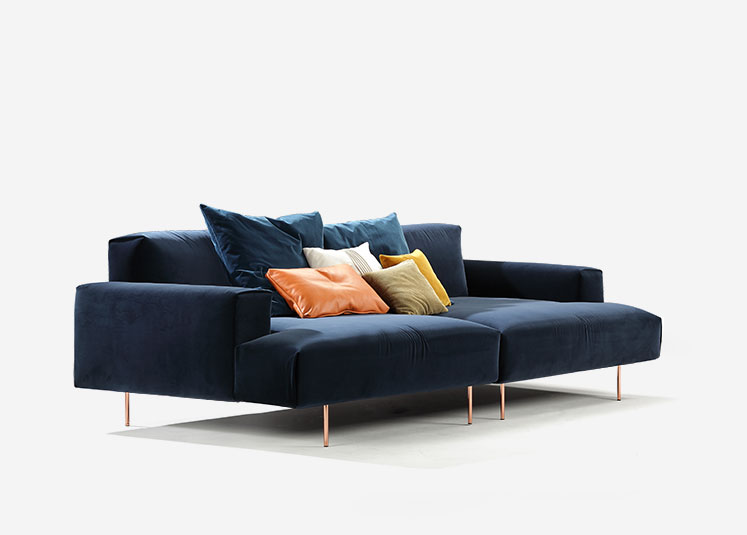 SANCAL - The best furniture Spain has to offer. High end upholstered furniture with a unique identity and design, and an incomparable level of qualityRepresented by: Hornbak & Co
