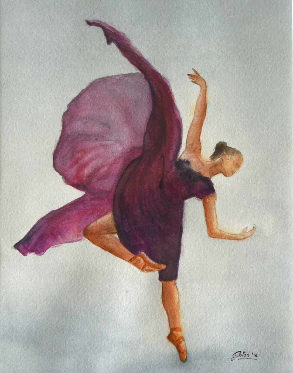 S.Busetto-BALLERINA-Watercolour-190mmx240mm.jpg