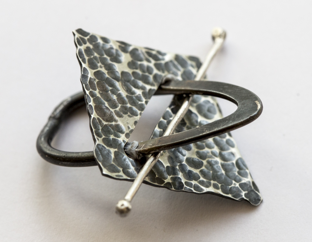 S Coppin MOUNTAIN RING series  #2 LAND sterling silver oxidised 4 cm high x 5 cm wide size P.jpg