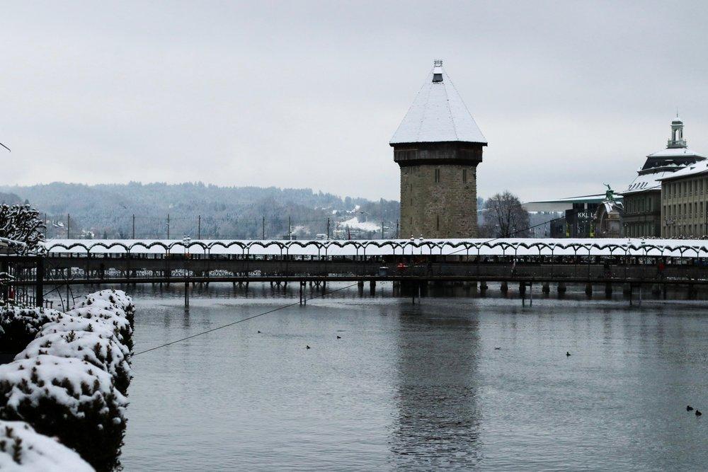 Luzern isst - Restaurant des Balances