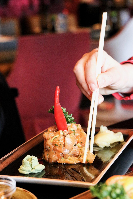 Luzern isst - Restaurant Negishi