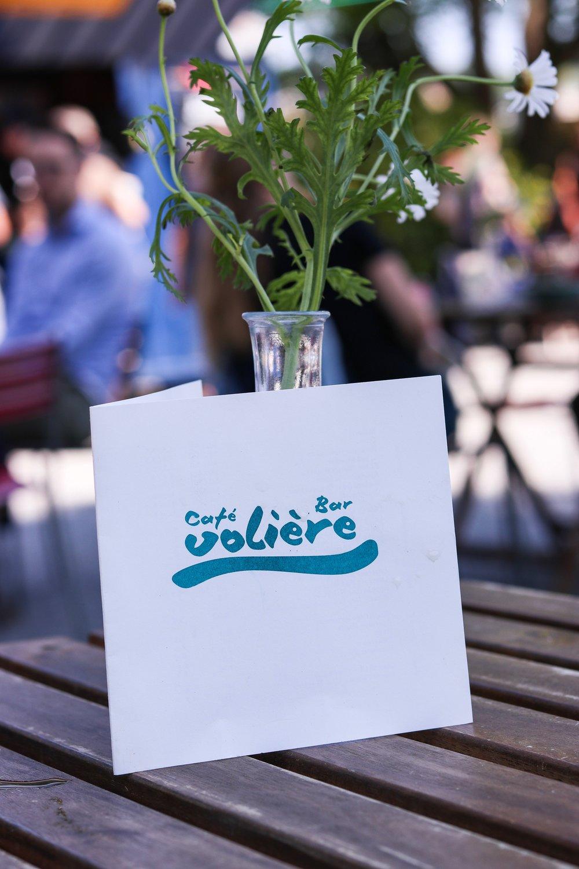 Luzern isst - Sommerbar - Voliere
