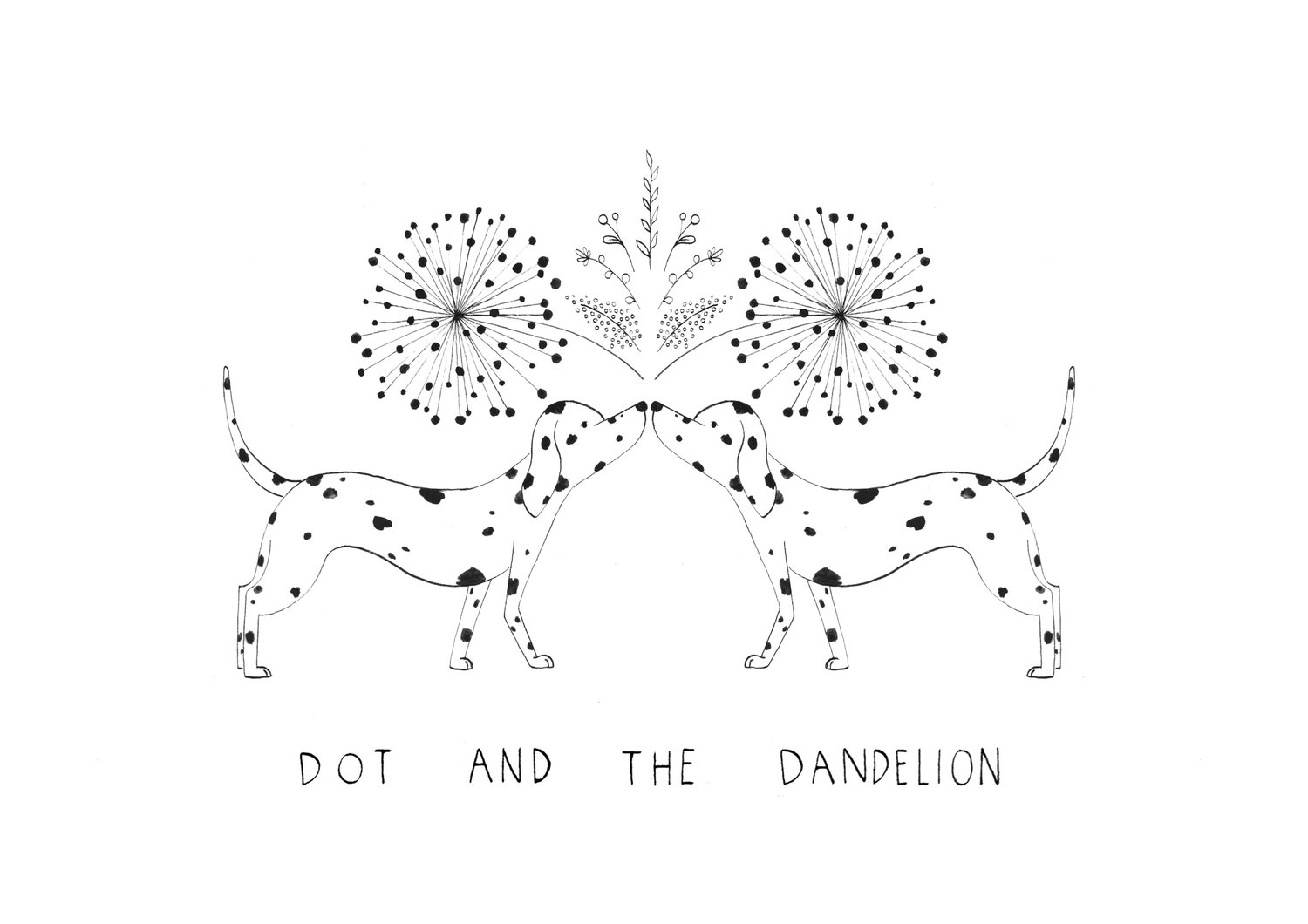 Dot and the Dandelion