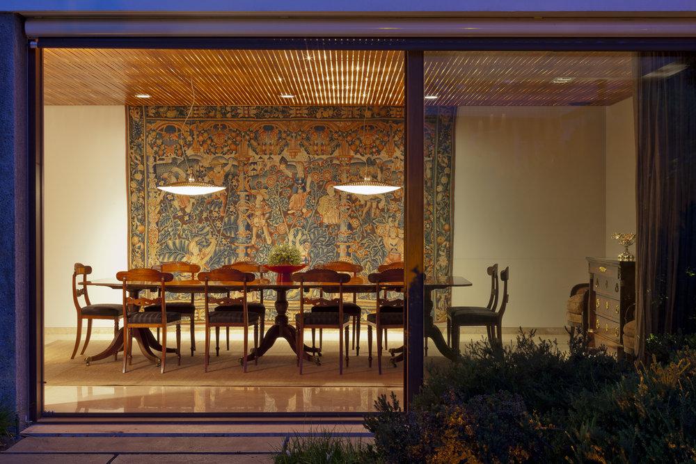 Residencia en Santiago -