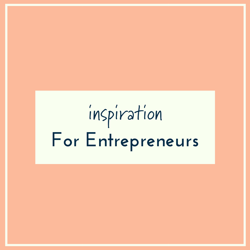 Inspiration, motivation and affirmations for female entrepreneurs