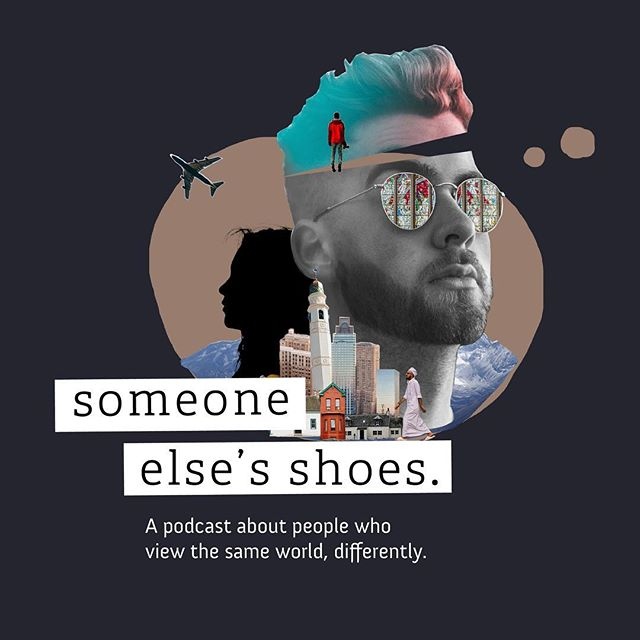 Tomorrow is the day! First episode of Someone Else's Shoes comes out tomorrow.  Subscribe now to make sure you don't miss it - click the link in the bio.  #podcast #listen #subscribe #itunes #acast #people