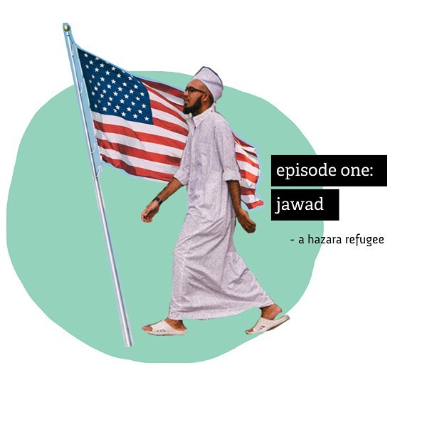 Episode 1 is now live! Listen by clicking link in bio.  Meet Jawad, a Hazara muslim fleeing ethnic cleansing from Afghanistan and Pakistan. #refugees #refugeeswelcome #podcast #people #australia #pakistan #quetta #hazara