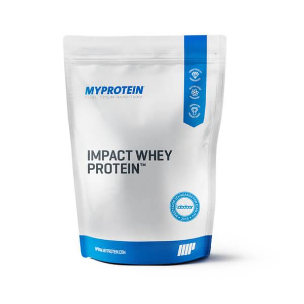 Whey Protein Powder. -