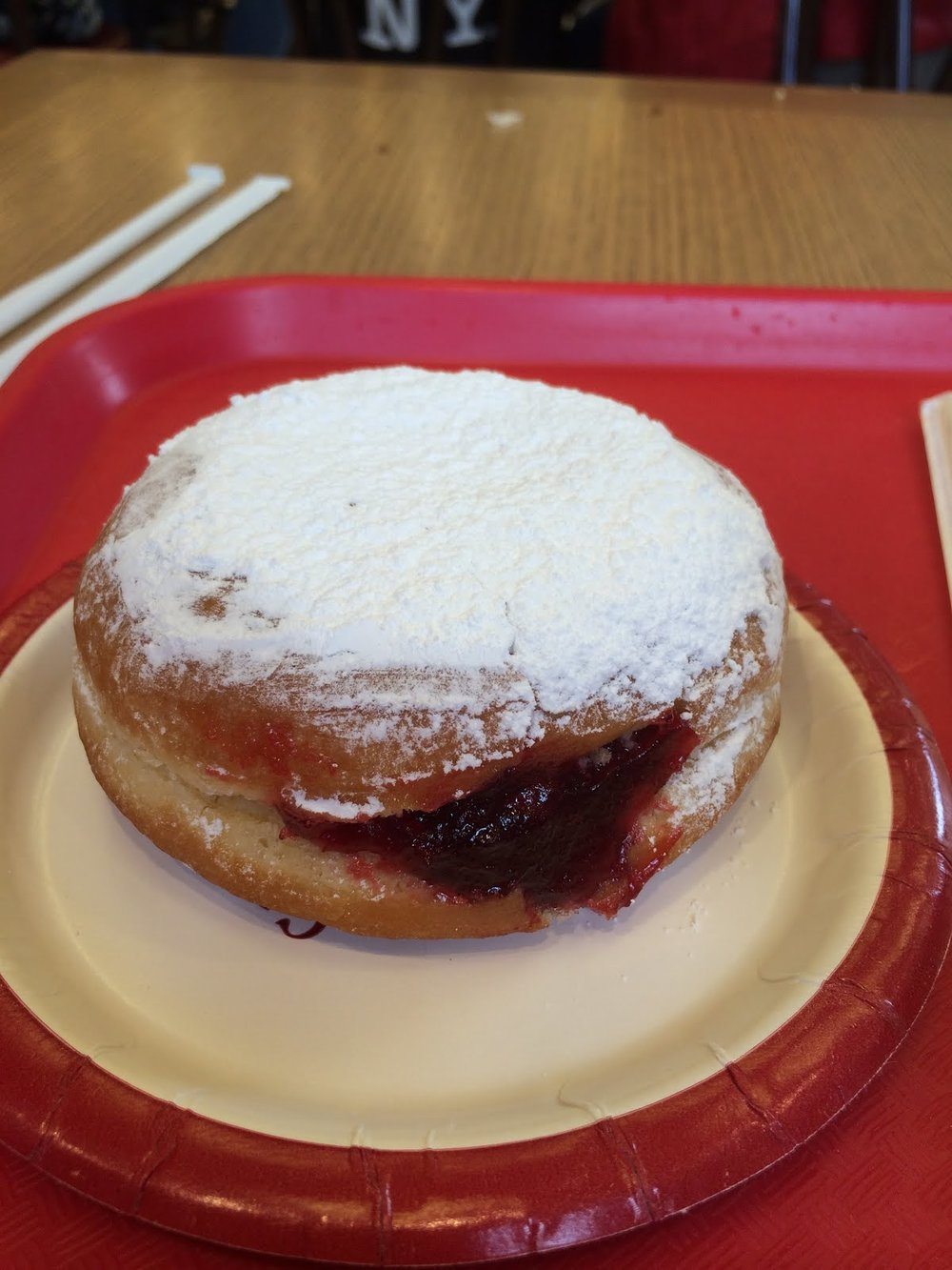 Biggest. Doughnut.  Ever. -