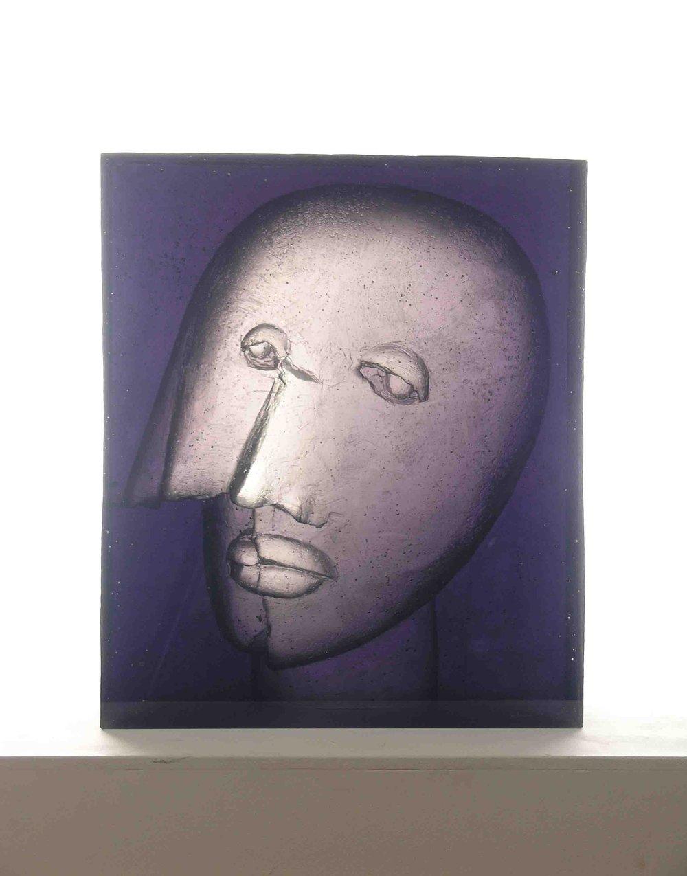 Ann Wolff 2004  DARLING  59 x 49 x 19 cm
