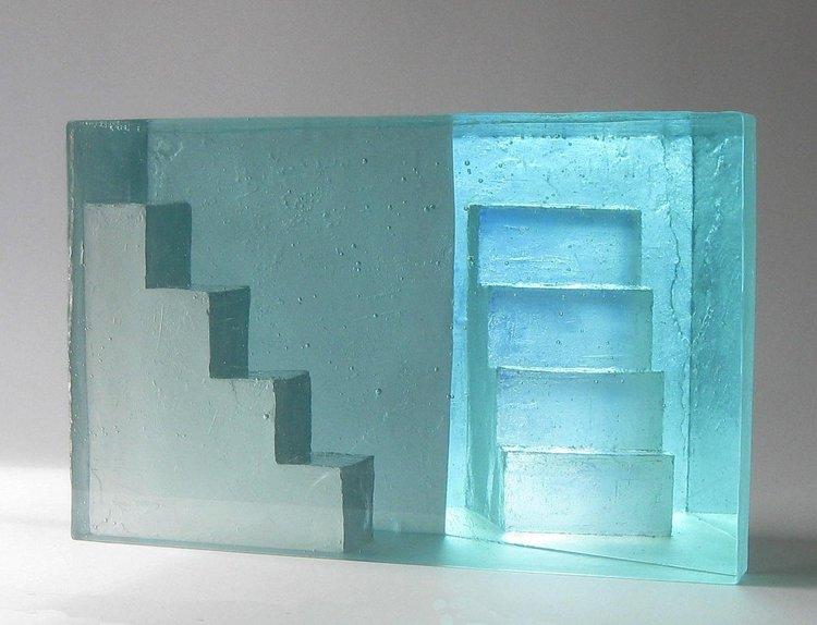 Ann Wolff RÉSIDENCE 2006 & nbsp; & nbsp; & nbsp; & nbsp; & nbsp; & nbsp; & nbsp; & nbsp;  25 x 38 x 18 cm