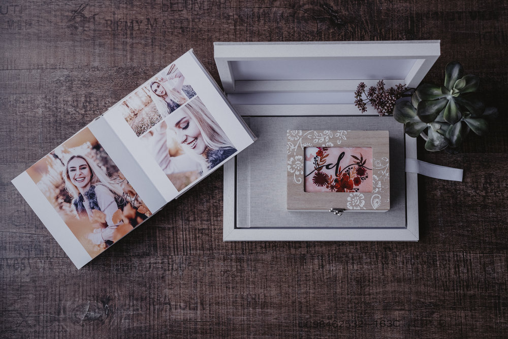 Hochwertige Hochzeitsalben 4