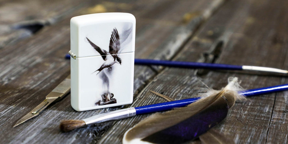 Flame Art limited edition lighter